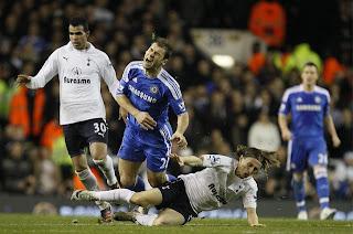Resultado Partido Tottenham Vs Chelsea