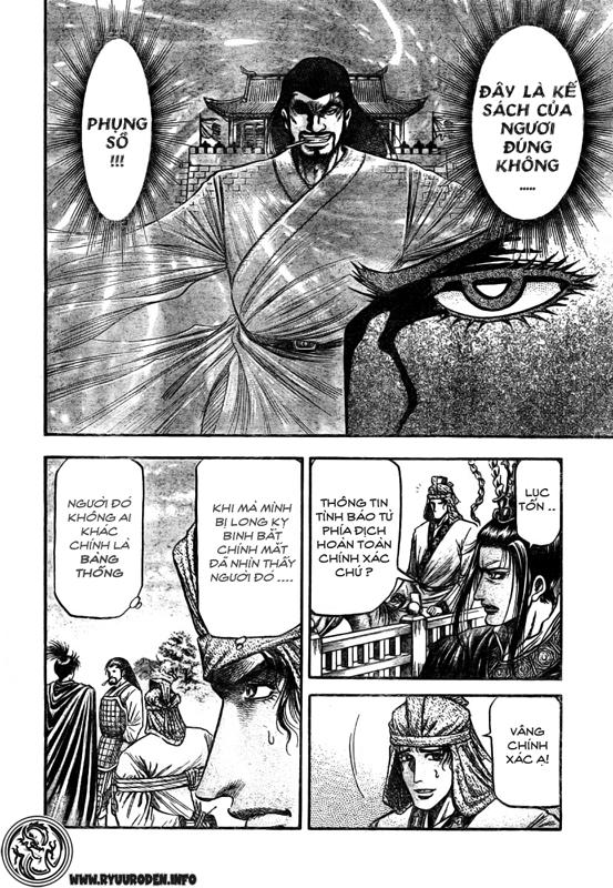 Chú Bé Rồng - Ryuuroden chap 176 - Trang 18