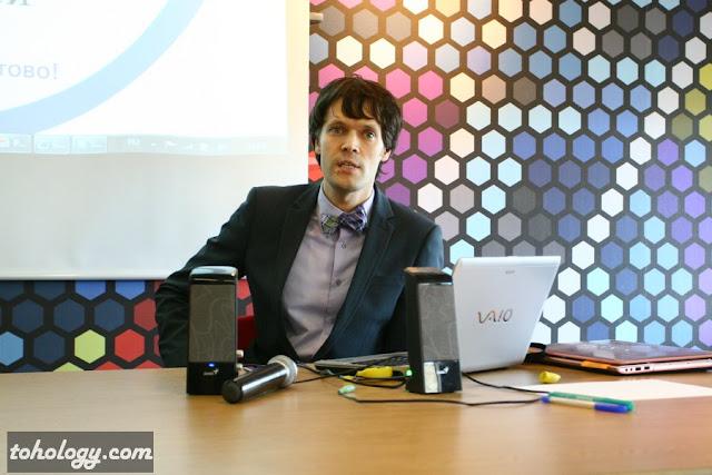 управляющий сети молодежных отелей «Друзья» Александр Дрызлов