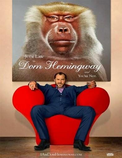 Ver Dom Hemingway (2014) Online