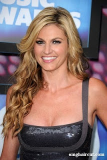 Erin Andrews Long Curls