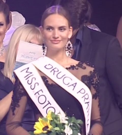 Miss Earth Serbia 2014