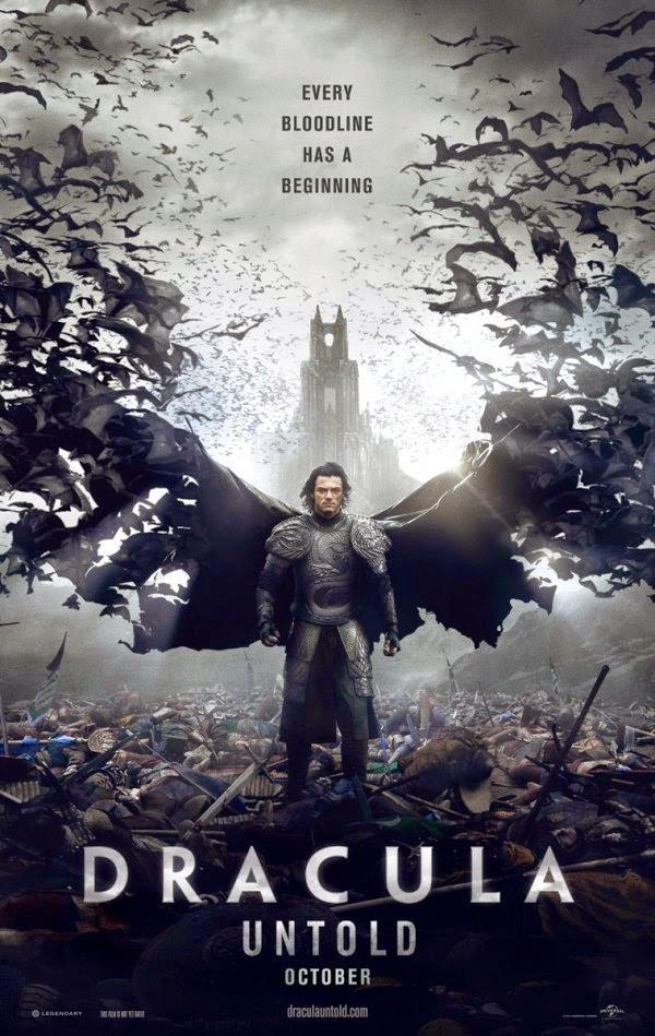 Film Dracula Untold 2014 di Bioskop