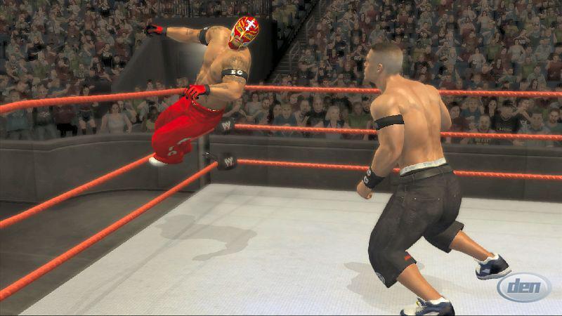 WWE Raw Games