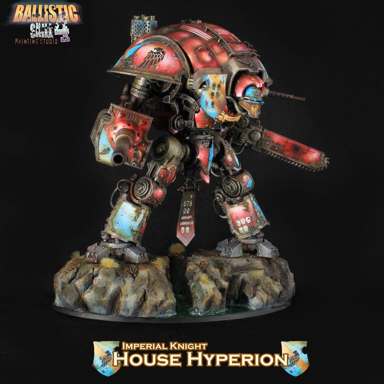 La casa de caballeros Hyperion