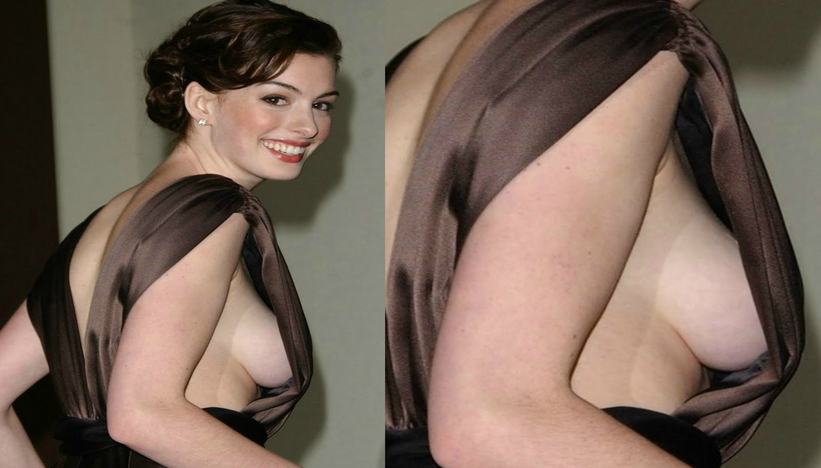 Ass naked anne pictures hathaway