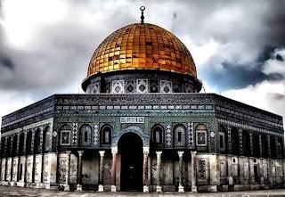 baitul maqdis arah kiblat pertama muslimin sebelum berpindah ke kabah