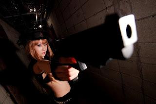Animal Juliet Police Dog cosplay by Koyuki 5