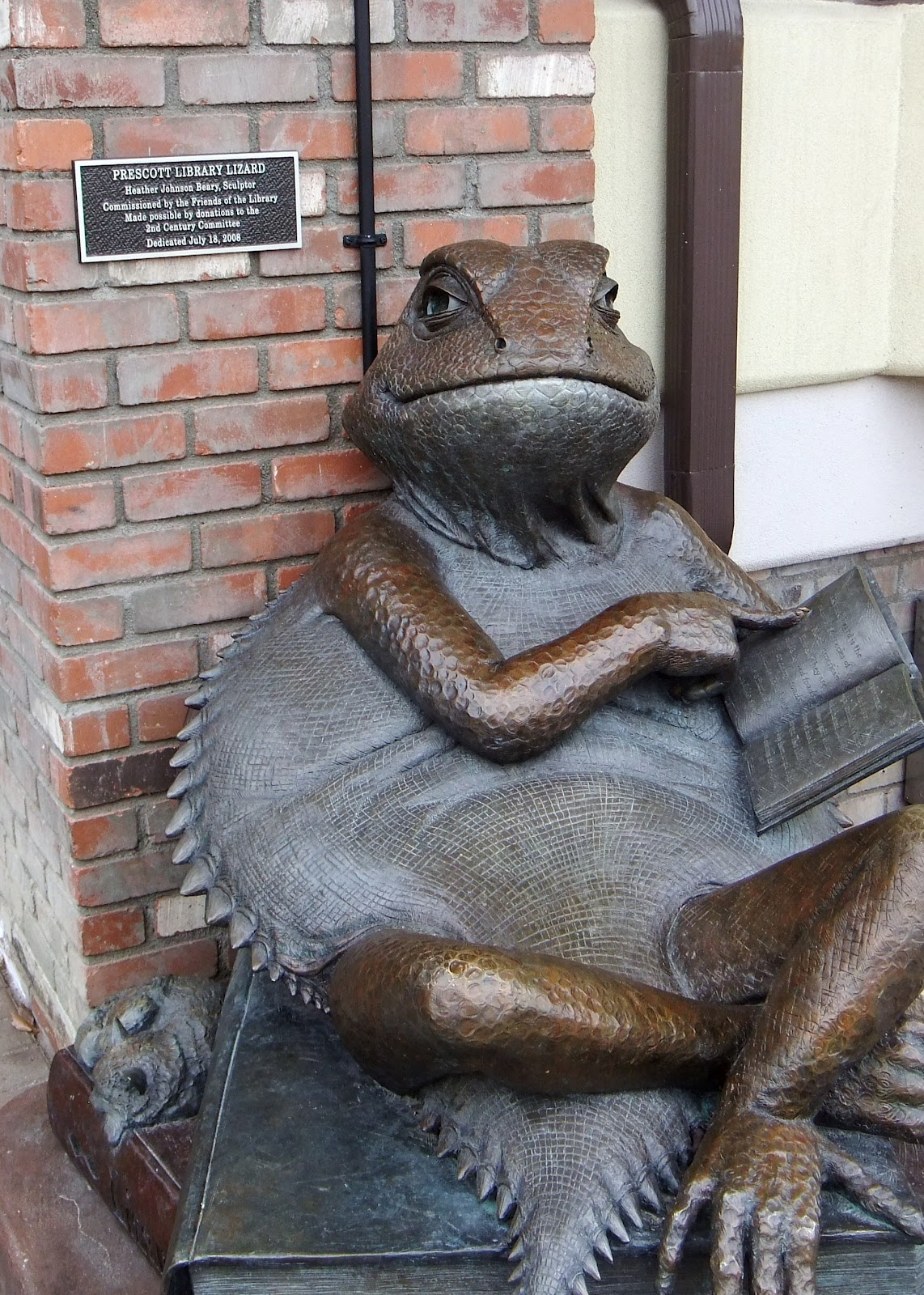 Reading Frog