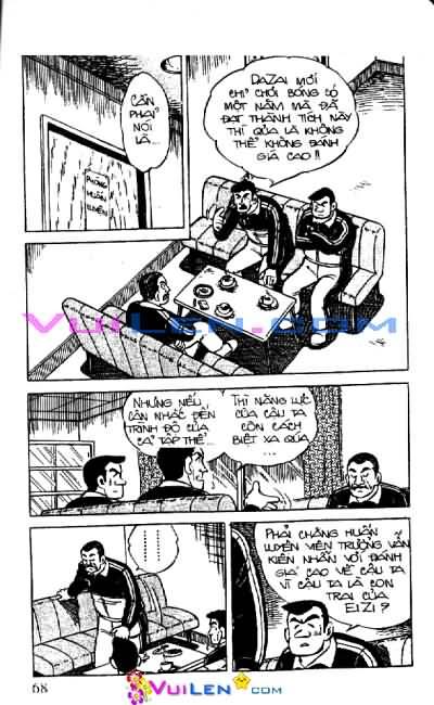Jindodinho - Đường Dẫn Đến Khung Thành III  Tập 12 page 68 Congtruyen24h