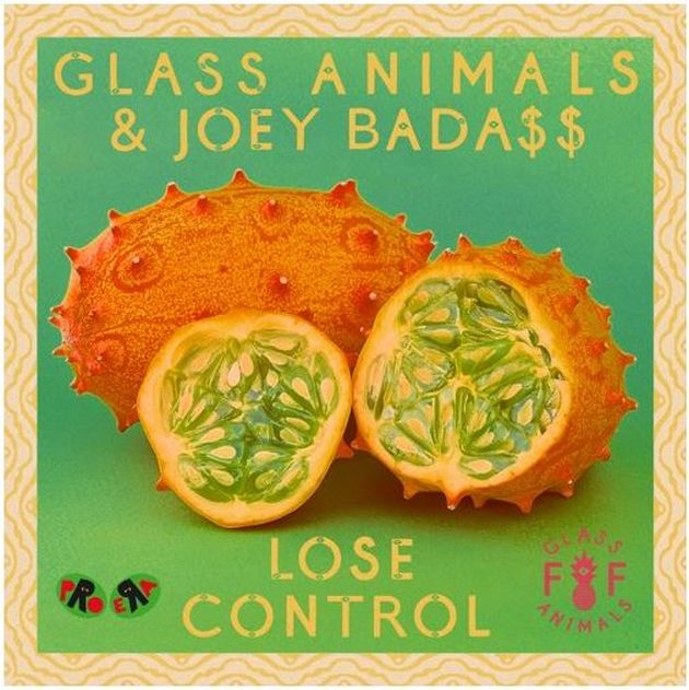 Glass Animals & Joey Bada$$ - Lose Control
