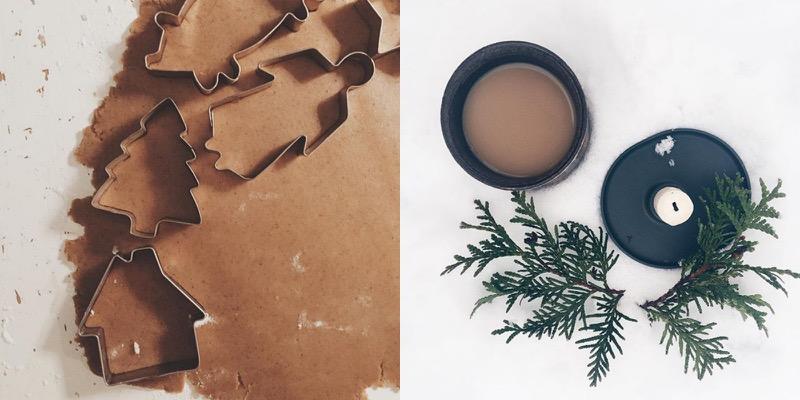 piparkakku ja kahvi