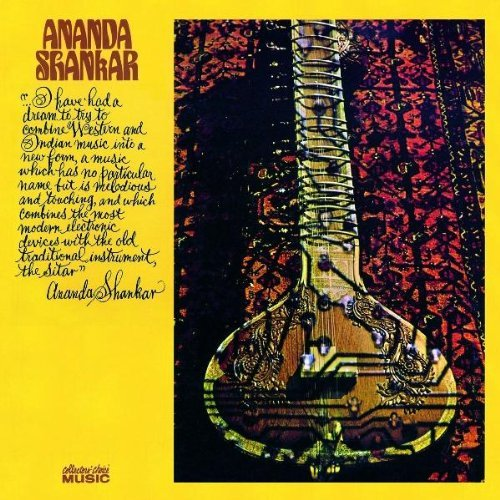 Ananda Shankar A Musical Discovery Of India