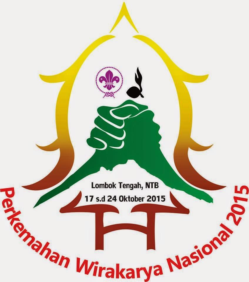Logo Resmi PW Nasional 2015 NTB