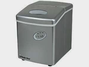 Magic Chef MCIM22TS Portable Ice Maker