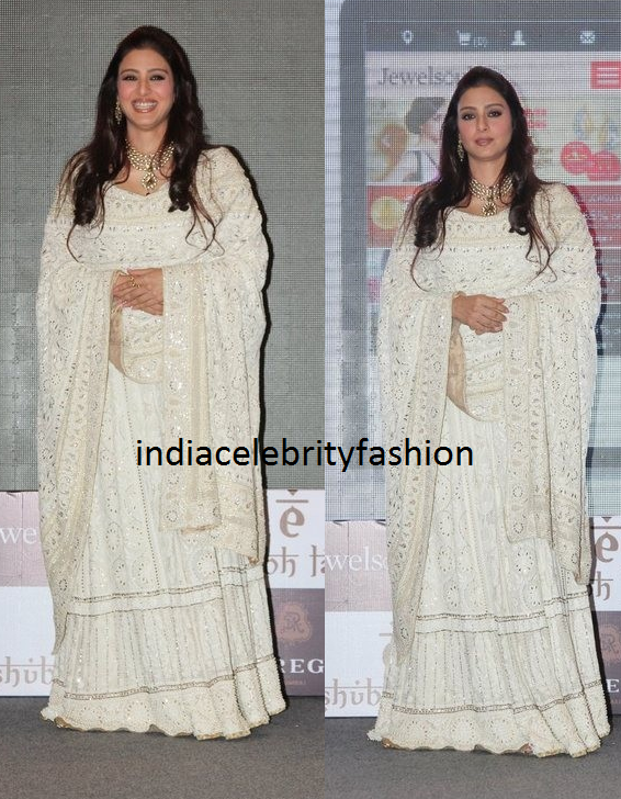 Tabu in House of Kotwara Anarkali