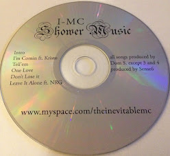 Shower Music EP(Street Promo) - 2007