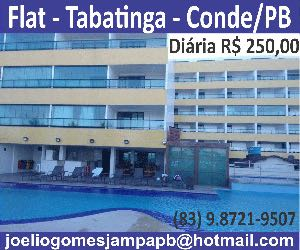 Flat - Tabatinga - Conde/PB