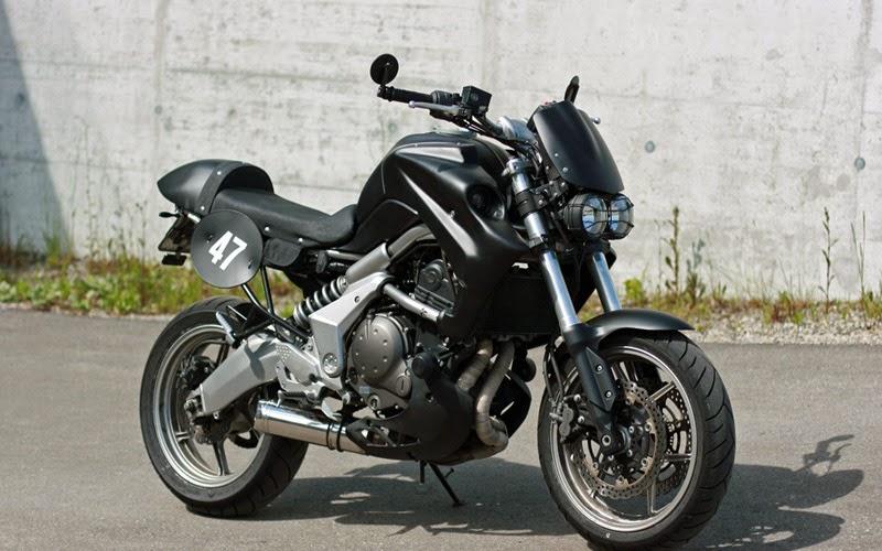 Kawasaki Versys Cafe Moto