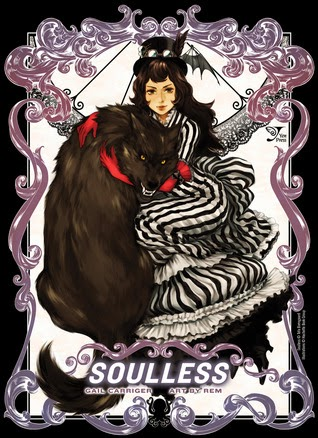 Soulless, volume 1 by Gail Carriger