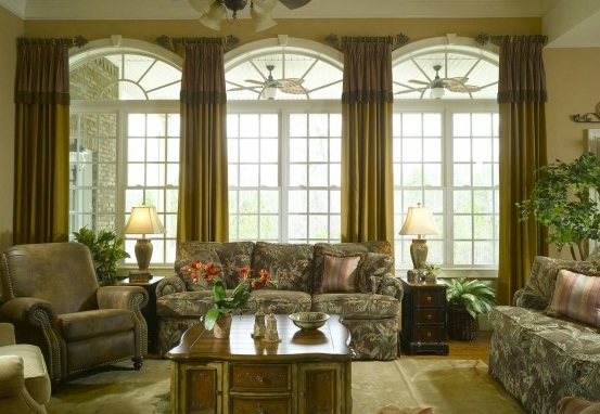 Greensboro Interior Design - Window Treatments Greensboro - Custom ...