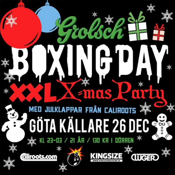 Boxing Day XXL