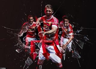 Sah Pelancaran Jersi Adidas Manchester United Musim 2015 2016