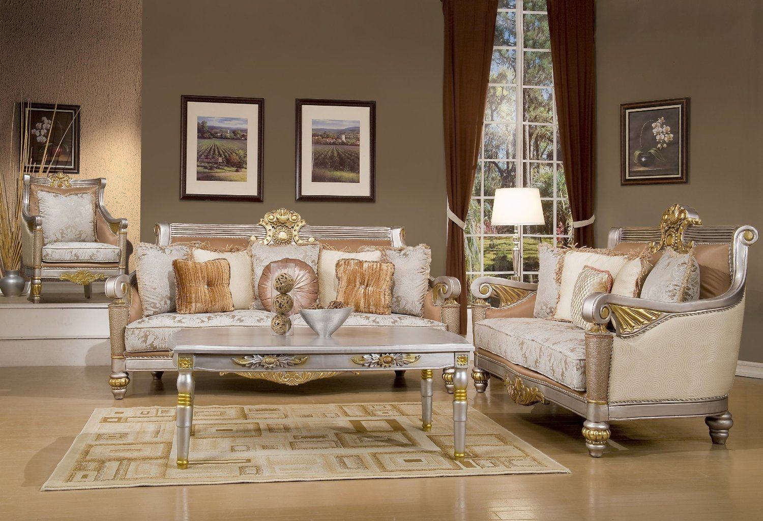 Living Room Black And Gold Living Room Decor 00005 The Gold And ...