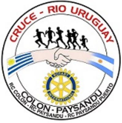 21k 10k y 5k Cruce del río Uruguay (Paysandú - Colón, 20/mar/2016)