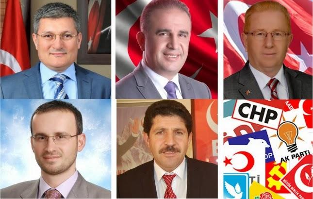 Pendik Belediye Başkan Adayları
