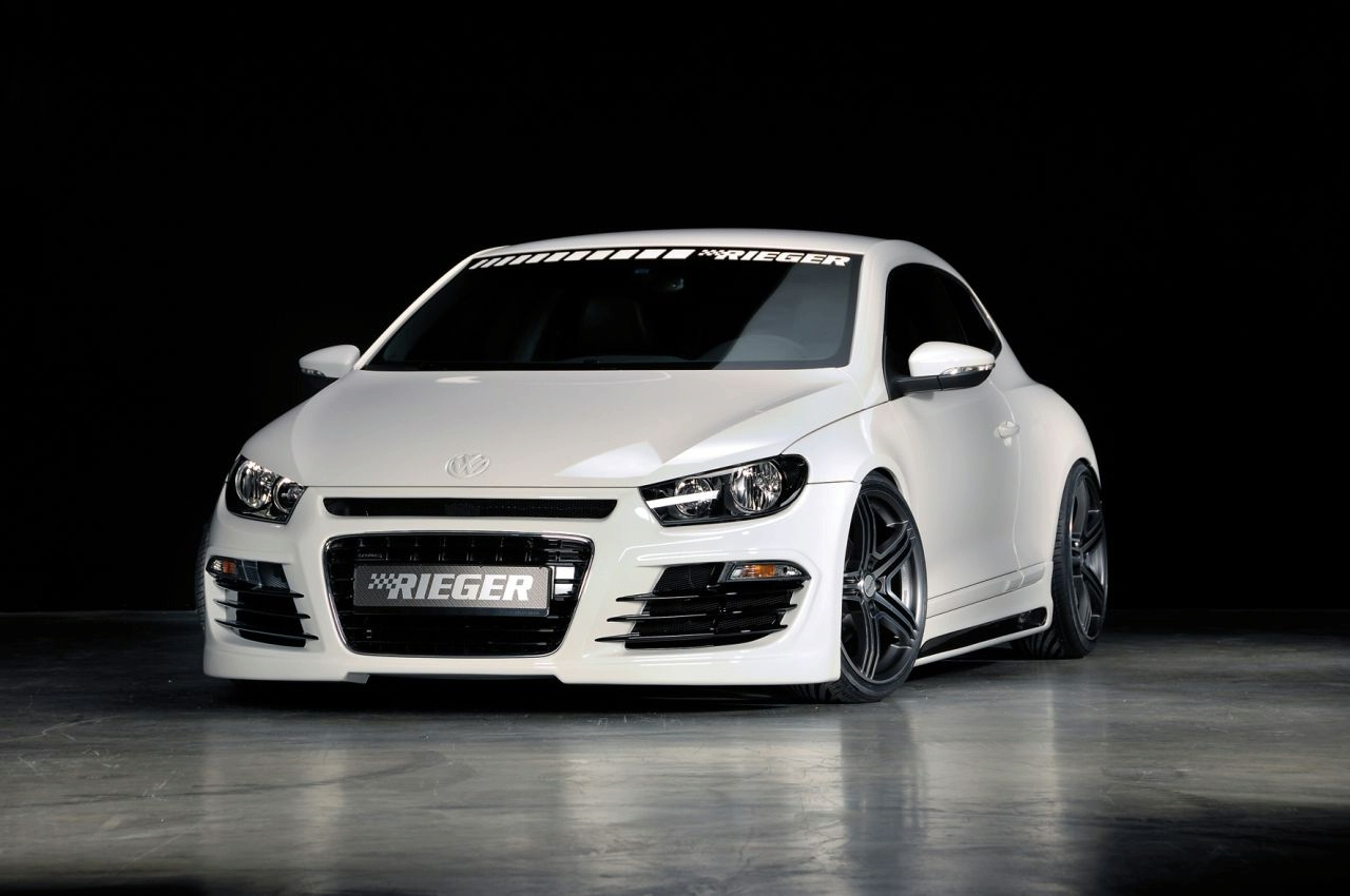 racing car rieger volkswagen scirocco. Black Bedroom Furniture Sets. Home Design Ideas