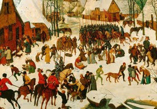 Bruegel's Massacre of the Innocents