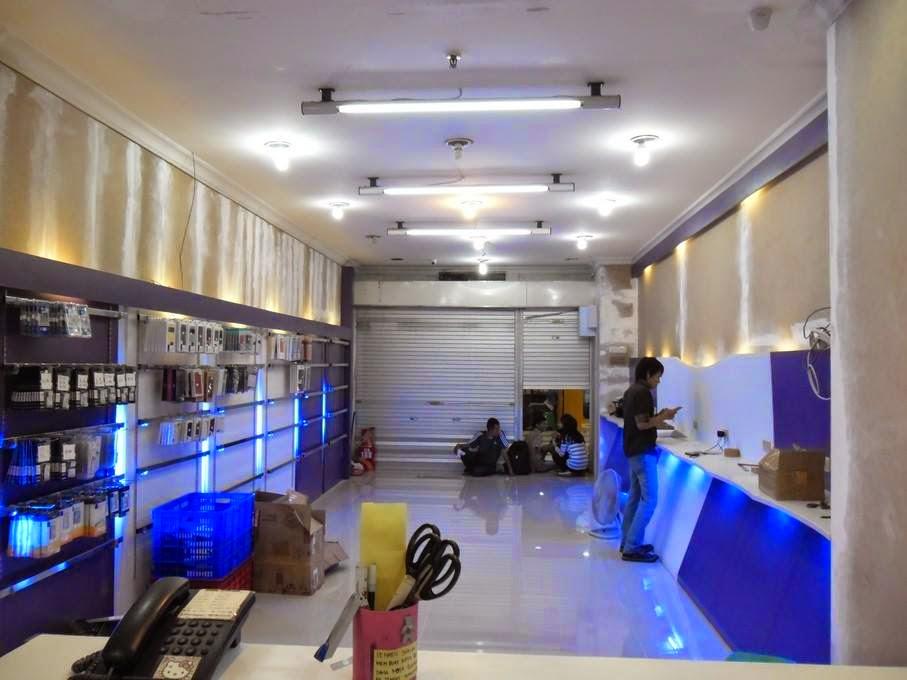 Etalase Hp Android DieCast Game - Furniture Semarang 04