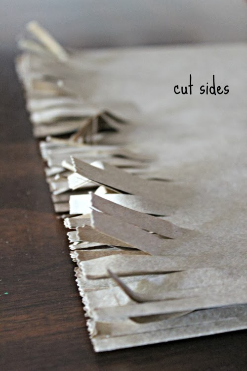 DIY Kids Thanksgiving Placemats