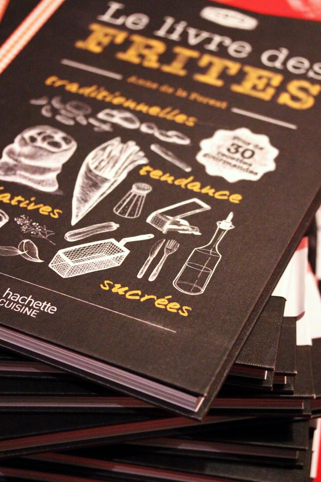 Dans la cuisine de sophie jeu concours le livre des frites un livre d v - Jeu concours cuisine ...