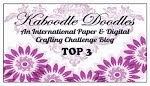 Kaboodle Doodles Challenge Blog