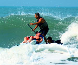 Taiu Surfista Adaptado