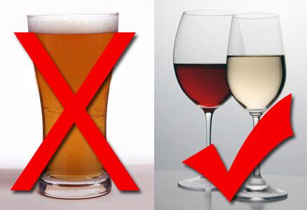 how to drink beer reddit