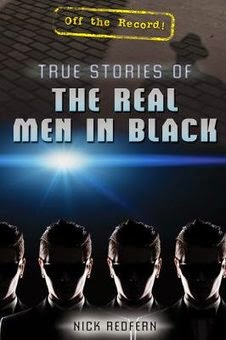 True Stories of the Real Men in Black, unused artwork,  2014: