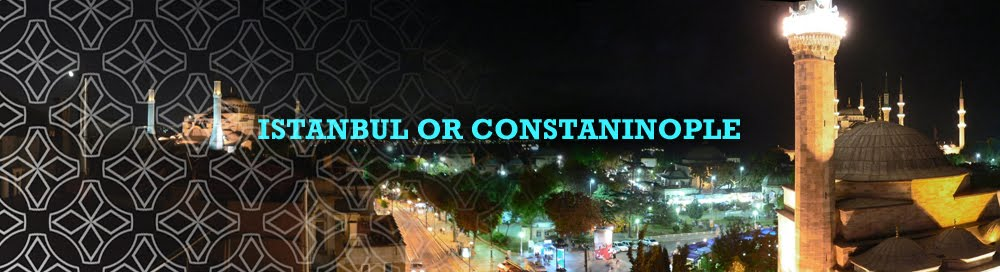 Istanbul Not Constaninople