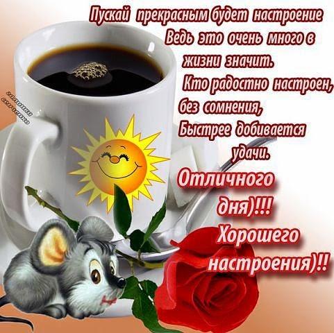 Лучшие поздравления доброго утра