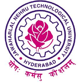 Jntu Hyderabad  Btech Regular First Year R09 Time Table May, June 2013