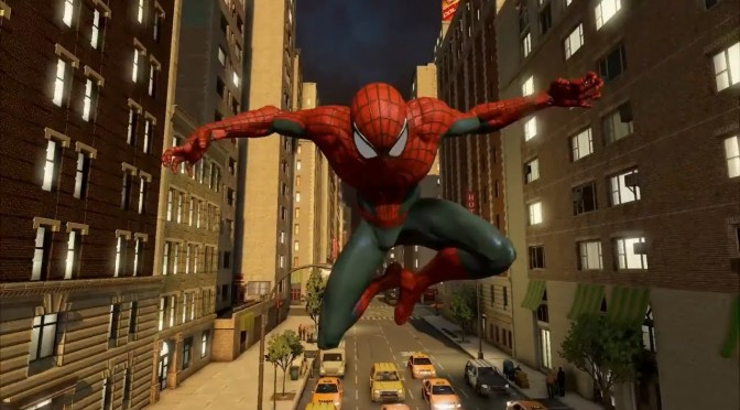The Amazing Spider Man 2 game screenshot