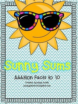 http://www.teacherspayteachers.com/Product/Sunny-Sums-to-10-1248343