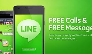 Download Aplikasi Line Messengger Untuk Semua Jenis Handphone