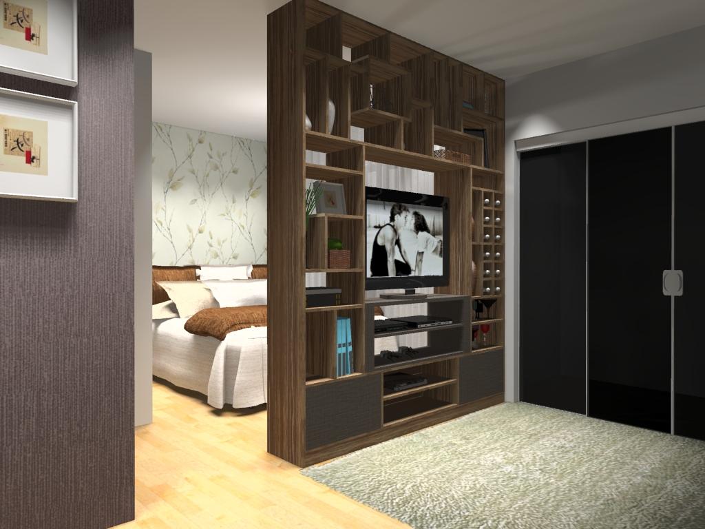 Milena ferreira planejados loft square 2 como decorar - Loft pequeno ...