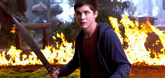 Percy Jackson Sea Of Monsters - Logan Lerman