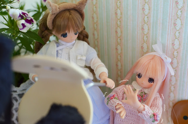 azone chiika with tears