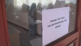 Uji TOEFL di Pusat Bahasa