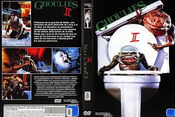 Carátula dvd: Ghoulies II (1987)